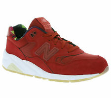 New New Balance 580 Women's Shoes Sneaker Trainers Red WRT580RR trainers
