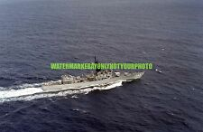USN Frigate USS EDWARD MCDONNELL  FF-1043 Color Photo Navy Ship Military FF 1043