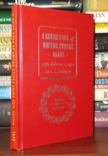 R. S. Yeoman GUIDE BOOK OF UNITED STATES COINS 25th Edtion 1972 Silver Anniversa