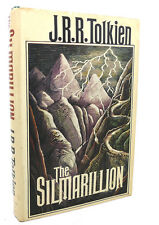 J. R. R. Tolkien THE SILMARILLION  1st Edition Thus 1st Printing