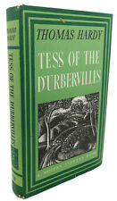 Thomas Hardy TESS OF D'URBERVILLES  Modern Library Edition