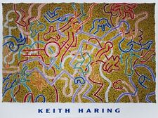 MUSEUM ART PRINT Untitled 1985 Keith Haring