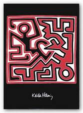 MUSEUM ART PRINT Untitled 1988 Keith Haring
