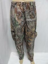 Men's Stearns camo stretch waist cargo hunting pants size- M