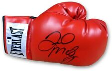 Floyd Mayweather Jr Signed Autographed Everlast Boxing Glove Red Right GV865432