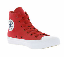 NEW Converse All Star Chuck Taylor II HI Salsa Shoes Trainers 150145C