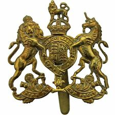 Original WW1 British General Service Corps / Regiment Cap Badge - RZ13