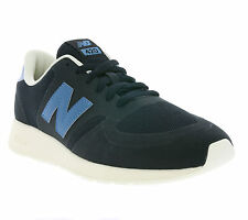 New New Balance 420 Shoes Trainers Black MRL420BB Leisure SALE WOW