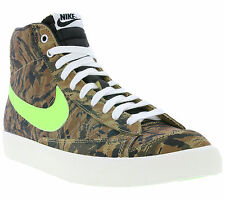 NIKE Blazer Mid `77 Premium Vintage Shoes Men's Sneakers High Green 537327 300