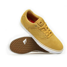 EMERICA Skateboard Shoes THE REYNOLDS LOW VULC TAN/WHITE/GUM