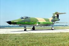 USAF McDonnell RF-101C Voodoo Color Photo  Military  Aircraft  JET Veteran