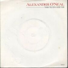 "ALEXANDER O'NEAL Thank You For A Good Year 7"" VINYL UK Tabu 1988 B/W The"