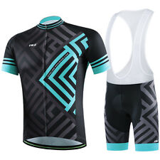 2017 CHEJI Team Men Cycling Jerseys Wear Bicycle Bike Shorts Suit Gel Padded