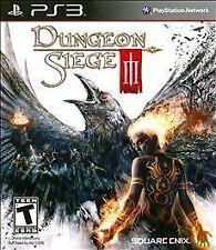 NEW Dungeon Siege III (Sony PlayStation 3, 2011)