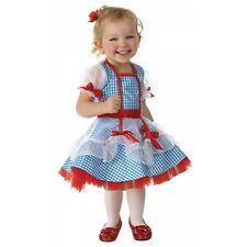 Dorothy Costume Baby/Toddler Outfit Wizard of Oz Halloween Fancy Dress Up