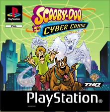 Scooby Doo and the Cyber Chase, Good PlayStation, Playstation Video Games