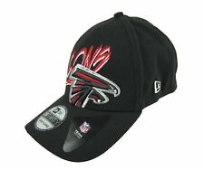 New Era 39Thirty NFL Atlanta Falcons Black Hat L/XL or S/M NWT