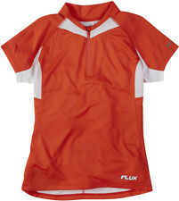 Madison Flux Womens SS Road Cycle Cycling MTB Mountain Bike Jersey - Clearance