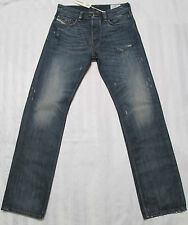 DIESEL Mens LARKEE-RELAXED PANTALO Comfort-Straight Jean 00CMPF-0885S Size 29,30