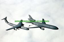 USAF KC-10 Extender Aircraft Color Photo Military  C-141 Starlifter 1999