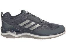 NEW MENS ADIDAS SPEED TRAINER 3.0 RUNNING SHOES TRAINERS ONIX / SILVER METALLIC