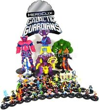 HeroClix Galactic Guardians Miniature Figures Game Pieces Marvel Comics Wizkids
