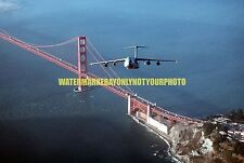 USAF C-5 Galaxy Color Photo Military 60th Airlift Wing C 5 AMC Aircraft