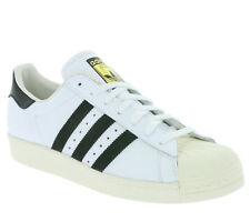 NEW adidas Originals Superstar 80s Shoes Trainers White G61070 SALE
