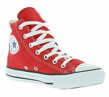 NEW Converse Chucks All Star Hi Shoes Trainers Leisure Red M9621 WOW