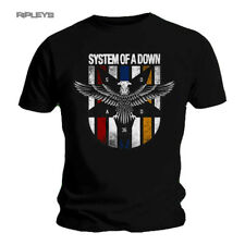 Official T Shirt Serj Tankian SOAD System of a Down EAGLE Colours All Sizes