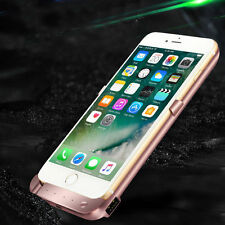 10000mAh Charging External Battery Backup Charger Cover Case For iPhone 7 7 Plus