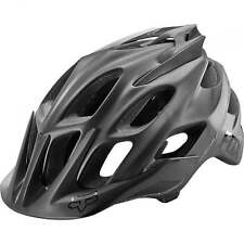 Fox Flux Helmet Matte Black - Men's MTB Mountain Bike Helmet
