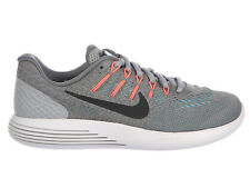 NEW WOMENS NIKE LUNARGLIDE 8 RUNNING SHOES TRAINERS COOL GREY / BLACK / WOLF GRE