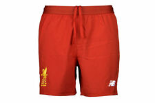 New Balance Liverpool FC 17/18 Kids Home Football Shorts