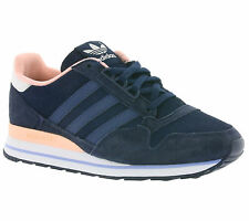 NEW adidas Originals ZX 500 OG W Shoes Women's Sneakers Sneakers Blue B25603