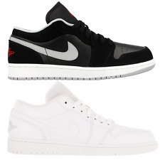 NIKE AIR JORDAN 1 ONE LOW 40-47.5 NEW 110€ delta dunk flight fly force one 11 10