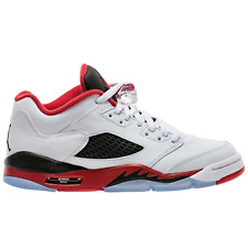 NIKE AIR JORDAN 5 RETRO LOW LTD FIRE RED 2016 35.5-38.5 NEW130€ sneaker force 11