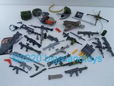 Rambo Forces of Freedom Coleco Action Figure & Vehicle Parts Guns Weapons Pieces