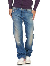 Diesel Safado 8YD Jeans 008YD Straight Leg Regular Slim Fit