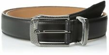 Nike Golf Men's SG Belt with Laser-Etched Buckle Black NWT