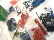 TMNT Teenage Mutant Ninja Turtles 1988 ACTION FIGURES Parts Weapons Guns [Choice