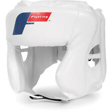 Fighting Sports Fit Aero Boxing Headgear - White
