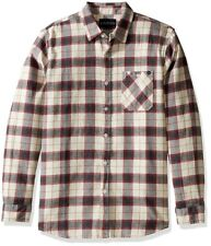 Rip Curl Mens Blackburn Flannel Button Up Shirt