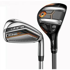 2017 COBRA KING F7 Combo Set -Lite Flex 4-5 hybrid 6-PW,GW.. Customer Swap