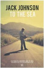 JACK JOHNSON TO THE SEA PROMO POSTER 2010