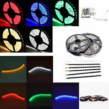 Waterproof 3528 SMD LED Strip Light Red Green Blue Yellow White 30CM/5M Party