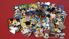 Disney Trading Pins_25 Pin Lot_ Free Shipping_No Doubles_100% Disney_E11