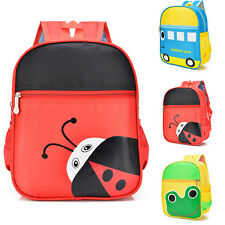 Unisex Toddler Kid Children Boy Girl Cartoon Backpack School Bag Rucksack