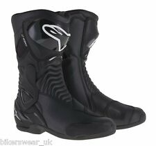 Alpinestars Women/Ladies Stella SMX S-MX 6 Waterproof Black Boots was £ 199.99