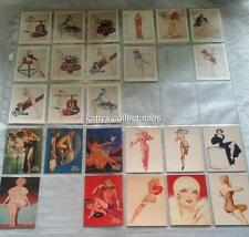 Petty, Vargas & Pin Up Art Trading Cards : Choose from a range of Insert cards